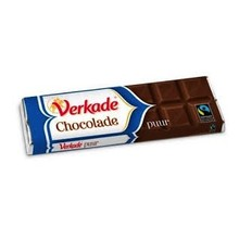 Verkade Bittersweet Chocolate Bar - 3.9 OZ New bigger bar