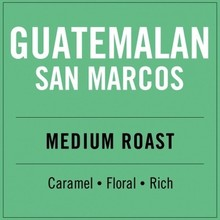 Higher Grounds HG Guatemalan Medium roast 12 oz whole beans