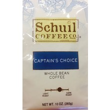 Schuil Captains Choice Dark Roast 10 oz Coffee