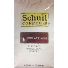 Schuil Chocolate Mint Flavored Coffee 12oz