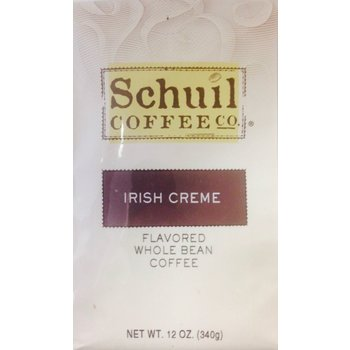 Schuil Irish Creme Flavored Coffee 12oz