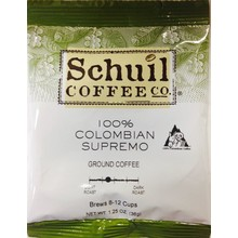 Schuil 100% Columbian Pkt - Single Pot