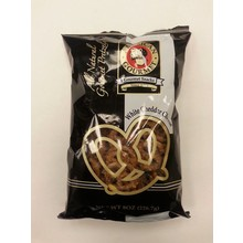 American Gourmet White Cheddar Cheese Pretzel 8 oz Pillow bag