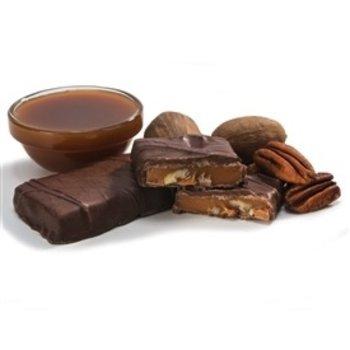 Dr Johns Simply Decadent Pecan Caramel Milk Chocolate - 1.25 Oz Bar