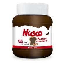 Nusco Hazelnut Spread 14 oz jar reg $4.29