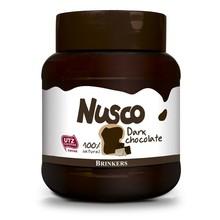 Nusco Dark Chocolate spread 14 oz jar