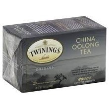 Twinings China Oolong Tea - 20 individual bags