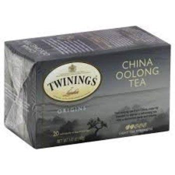 Twinings China Oolong Tea - 20 individual bags