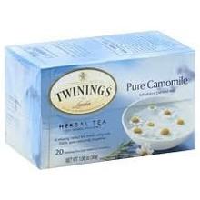 Twinings Chamomile Tea - 20 Individual tea bags