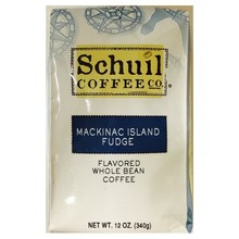Schuil Mackinac Island Fudge Flavor Coffee 12oz