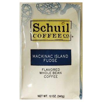 Schuil Mackinac Island Fudge Flavor Coffee 12oz