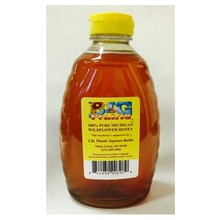 Big Prairie Farm Honey - 2 lb jar