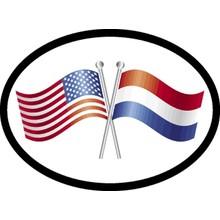 Innovative Ideas Inc NL Friendship Car Sticker - EACH