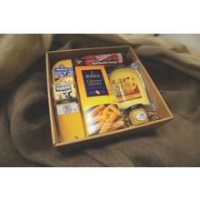 Gift Basket Sausage & Cheese gift box