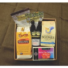 Gift Basket Breakfast Gift Box