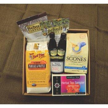 Gift Basket Breakfast Gift Box