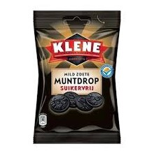 Klene sugar free Coins Licorice 3.5 oz