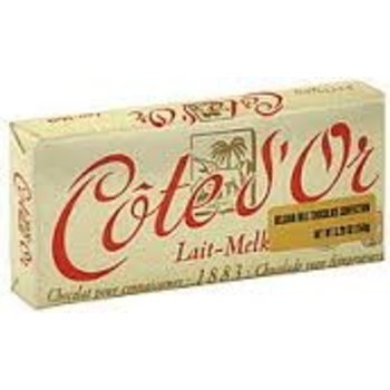 Cote D Or Milk Chocolate 1883  Connoisseur Bar 5.29 oz