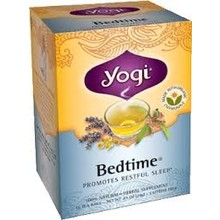 Yogi Teas Organic Bedtime - 16 CT