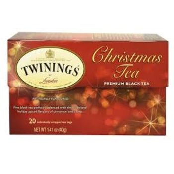 Twinings Christmas Spice Tea 20 ct box