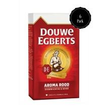 Douwe Egberts Aroma-Rood Coffee 8.8 oz 6 PAK