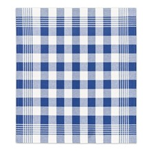 DDDDD Block - blue Tea Towel  24x25 inch - EACH