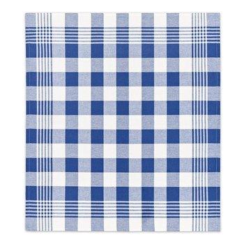 DDDDD Block - blue Tea Towel  24x25 inch - EACH