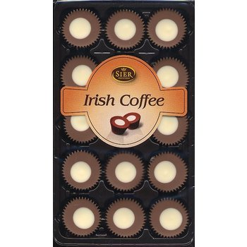 Sier Irish Coffee Chocolate cups 4 oz