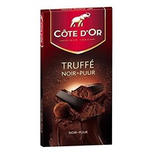 Cote D Or Dark chocolate  Truffle 6.7 oz bar