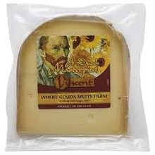 Dutch Master Gouda Vincent 5.6 Oz wedge