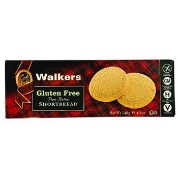 Walkers Shortbread Rounds Gluten Free - 4.9 OZ