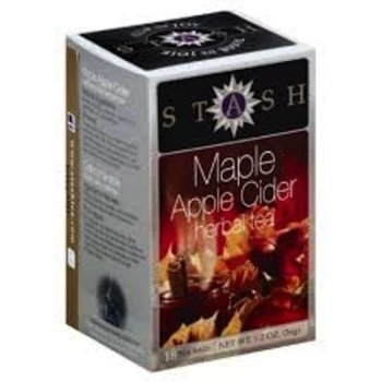 Stash Maple Apple Cider Herbal Tea - 18 ct tea bags