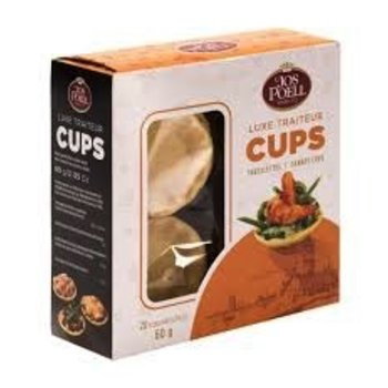 Jos Poell Party Cups 20 count - 2.1 oz box