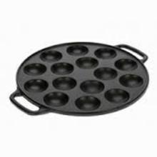 Koopmans Cast Iron Poffertjes Pan