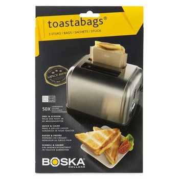 Boska Toastabags 2 pack - 2 pack - multiple uses per bag