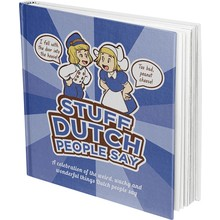 SDPL Stuff Dutch People Say Book