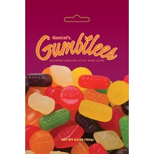 Gustafs Gumbilees Winegums - 5.2 OZ