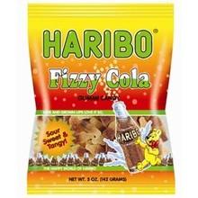 Haribo Fizzy Cola Bag - 5 OZ