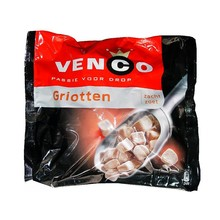 Venco Griotten Licorice Cubes - 11 Oz bag