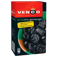 Venco Mixed Licorice Gemenged  Green  Box - 15.8 OZ   Box