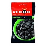 Venco Licorice Double Salt 6.1 oz bag