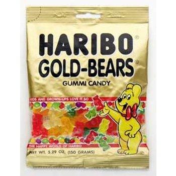 Haribo Gold Bears Bags 5 oz - 5 OZ