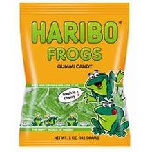 Haribo Frogs Bags - 5.2 OZ