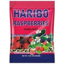 Haribo Raspberries Bag - 5.2 OZ