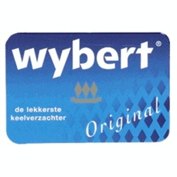 Wybert Licorice Lozenges Tins - 1 OZ