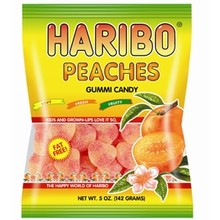 Haribo Peaches Bag - 5.2 OZ
