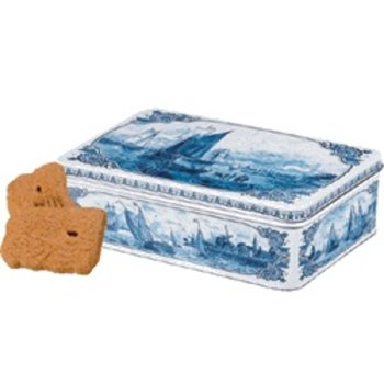 Hellema Delft Tin Speculaas - 14 OZ