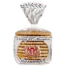Verweij 100% Butter Stroopwafels 10 Ct Buy 2 packs pay only $3.00 each