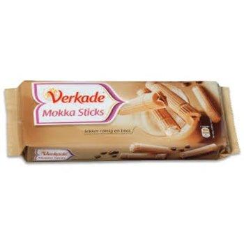 Verkade Mokka Sticks - 5.2 OZ