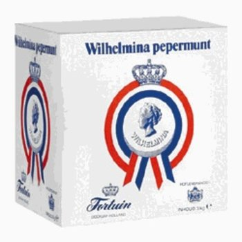 Wilhelmina Peppermint Bulk Pack 6.6 LBS Box